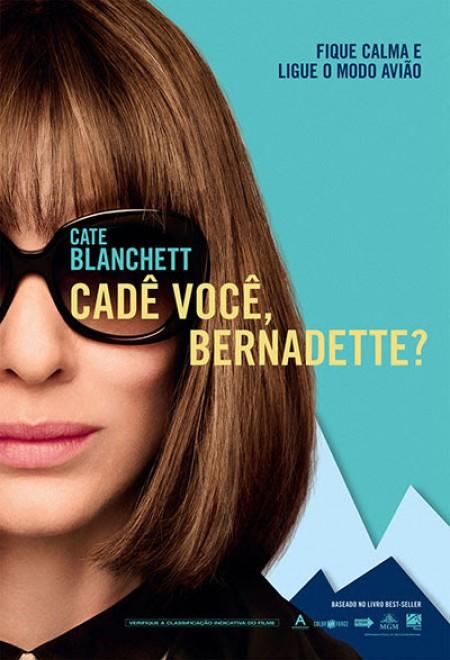 Poster do filme Cadê Você, Bernadette?