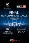 Grande Final UEFA Champions League - AO VIVO