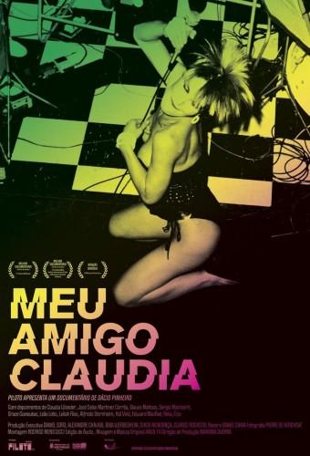 Poster do filme Meu Amigo Claudia