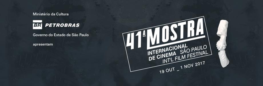 41ª Mostra Internacional de Cinema de São Paulo