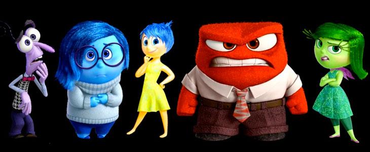 """""""Divertida Mente"""" é O Novo Projeto Da Pixar"""