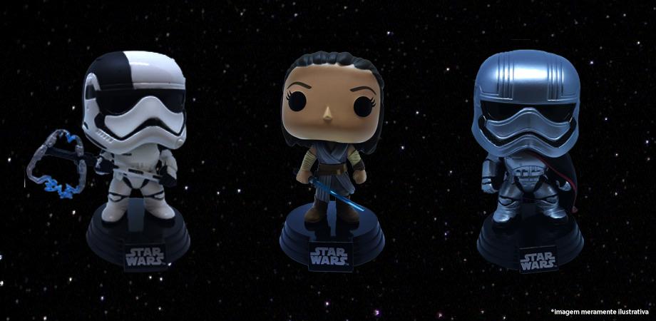 Concurso Cultural: Funko Star Wars - Os Últimos Jedi