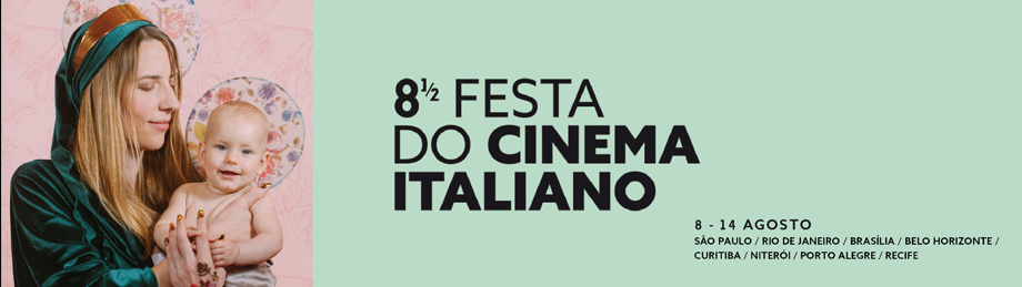 8 ½ Festa do Cinema Italiano 2019 - Salvador