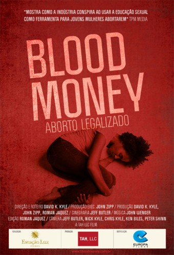 Poster do filme Blood Money - Aborto Legalizado