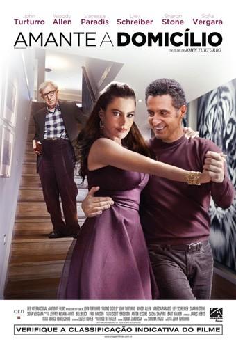 Poster do filme Amante a Domicílio