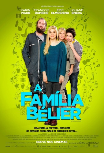 Assistir A Família Bélier Dublado Online – Filme 1080p HD