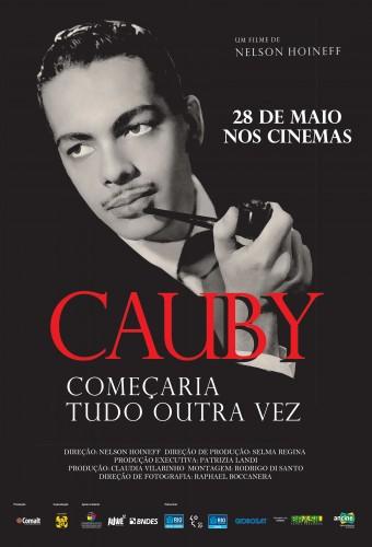 Poster do filme Cauby - Começaria Tudo Outra Vez