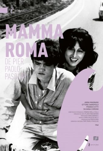Poster do filme Mamma Roma