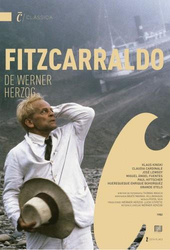 Poster do filme Fitzcarraldo