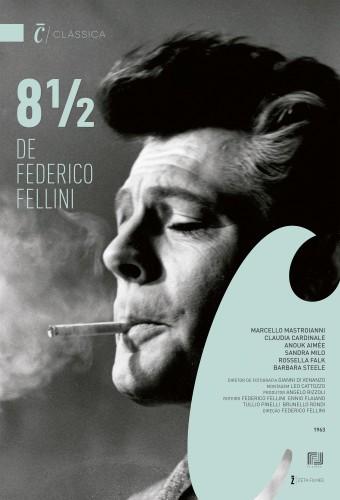 Poster do filme 8 ½