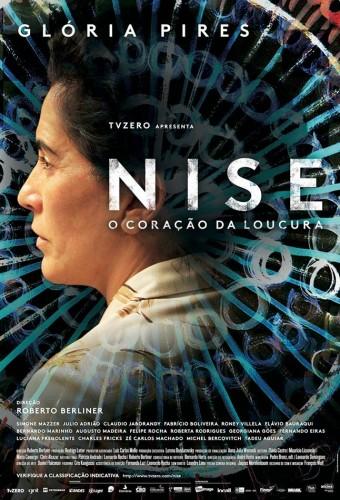 Poster do filme Nise - O Coração da Loucura