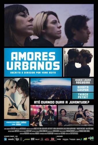 Poster do filme Amores Urbanos