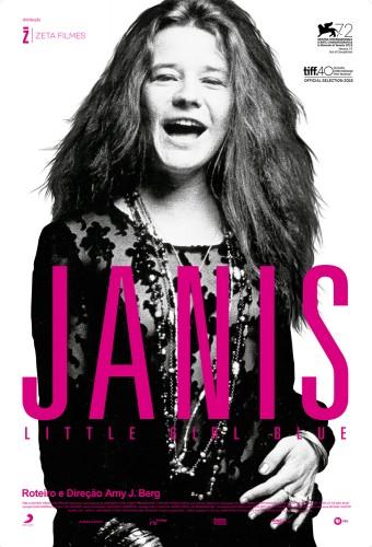 Poster do filme Janis: Little Girl Blue