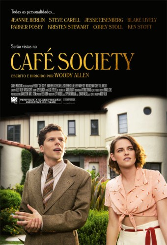 Poster do filme Café Society