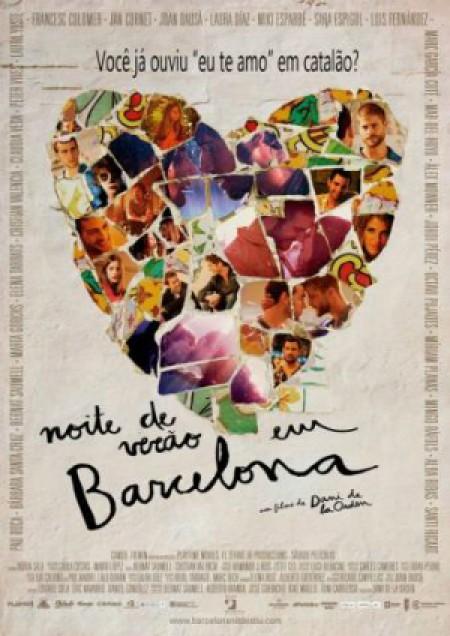 Poster do filme Noite de Verão em Barcelona