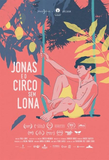 Poster do filme Jonas e o Circo Sem Lona