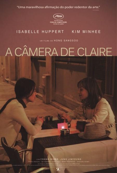 Poster do filme A Câmera de Claire