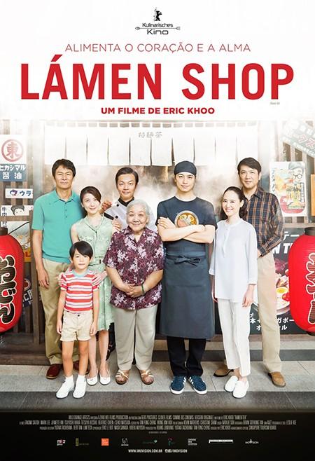 Poster do filme Lámen Shop