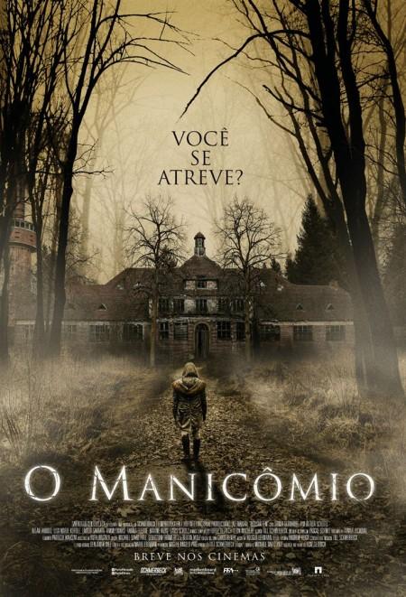 Poster do filme O Manicômio