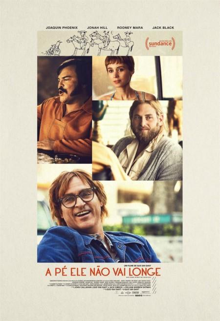 Poster do filme A Pé Ele Não Vai Longe