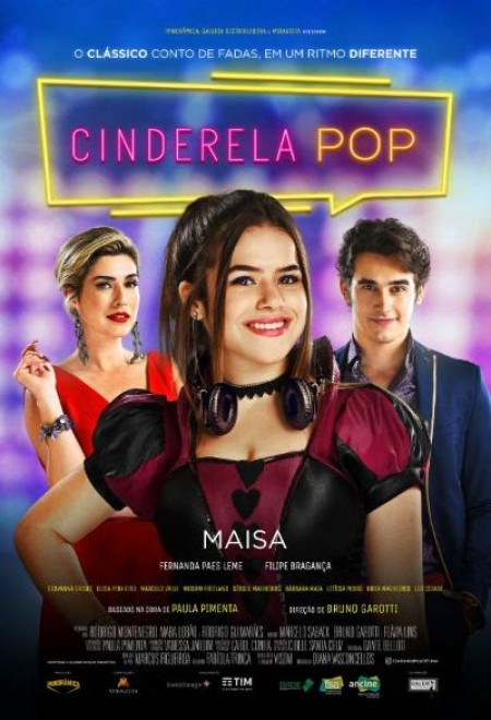 Poster do filme Cinderela Pop