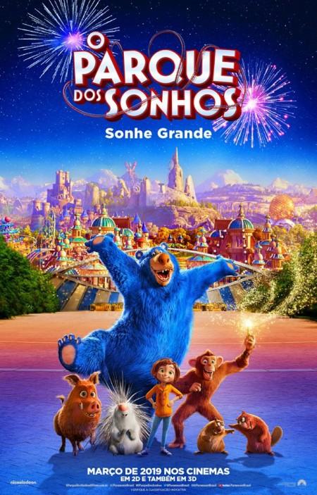 Poster do filme O Parque dos Sonhos