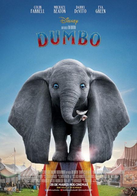 Poster do filme Dumbo