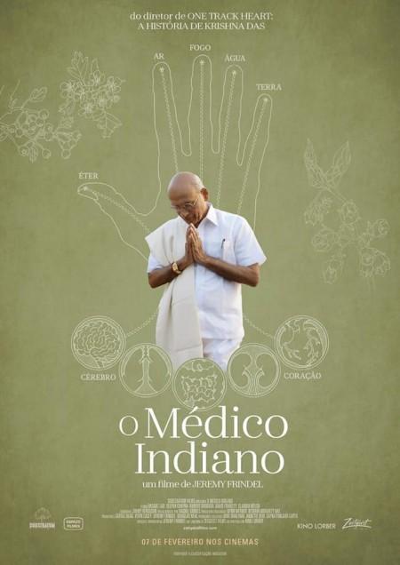 Poster do filme O Médico Indiano