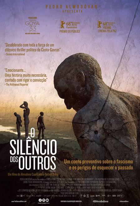 Poster do filme O Silêncio dos Outros