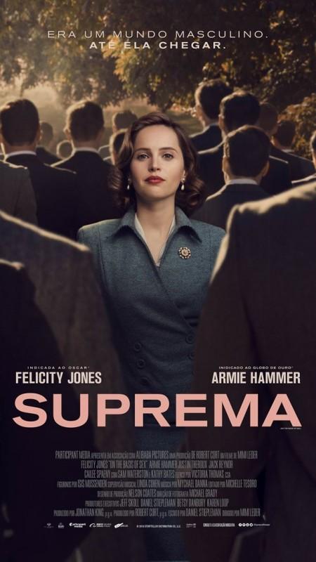 Poster do filme Suprema