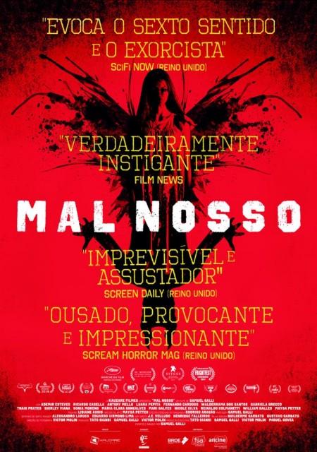Poster do filme Mal Nosso