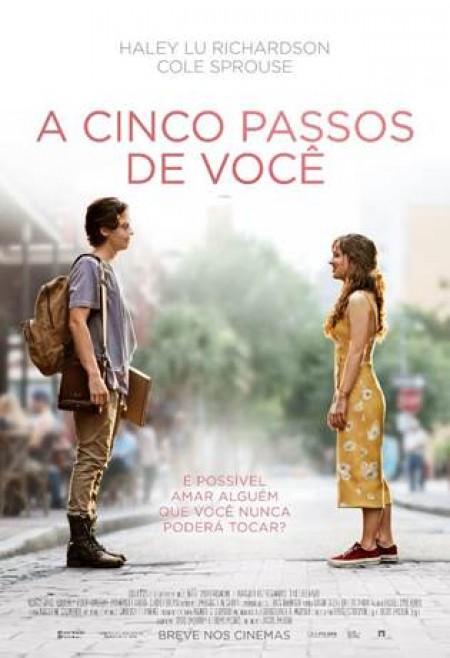 Poster do filme A Cinco Passos de Você