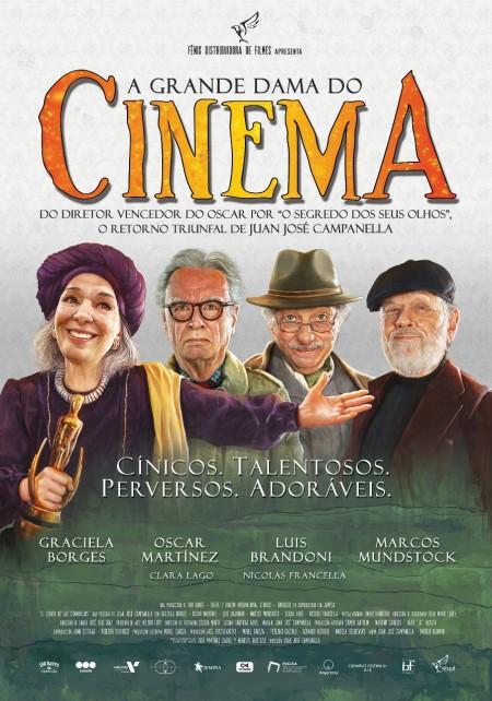 Poster do filme A Grande Dama do Cinema