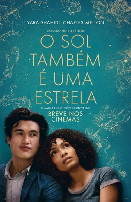 Poster do filme O Sol Também é Uma Estrela