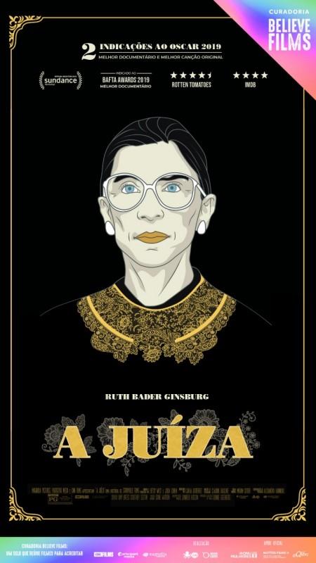 Poster do filme A Juíza
