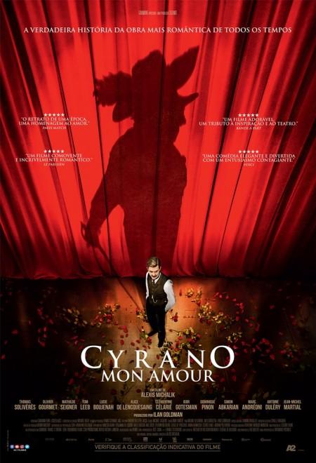 Poster do filme Cyrano Mon Amour