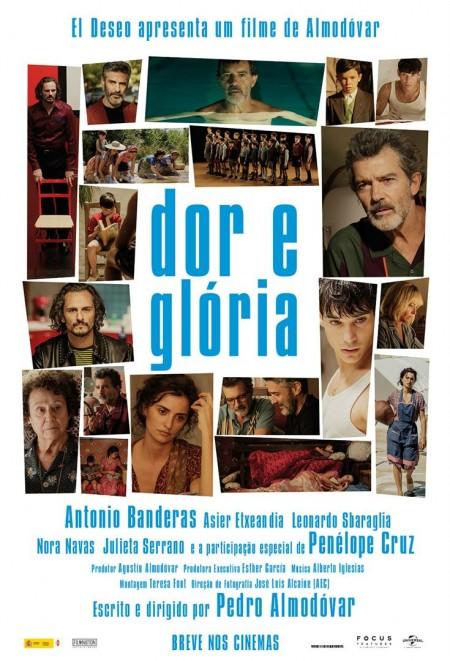 Poster do filme Dor e Glória