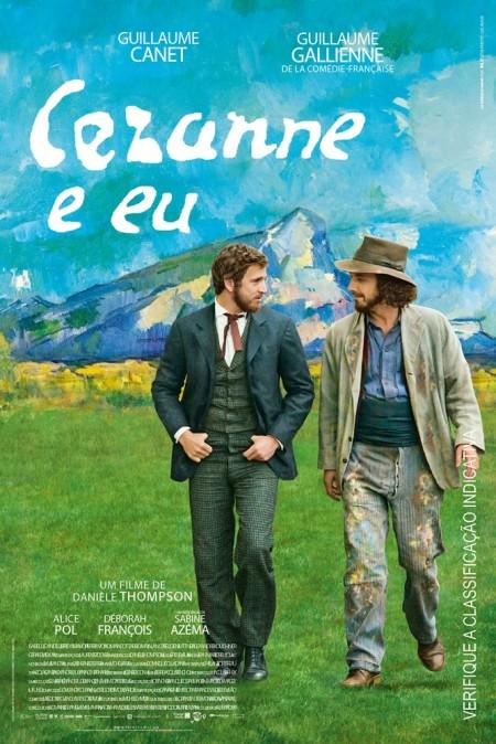 Poster do filme Cézanne e Eu