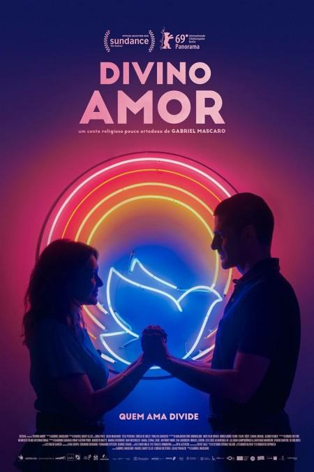 Poster do filme Divino Amor