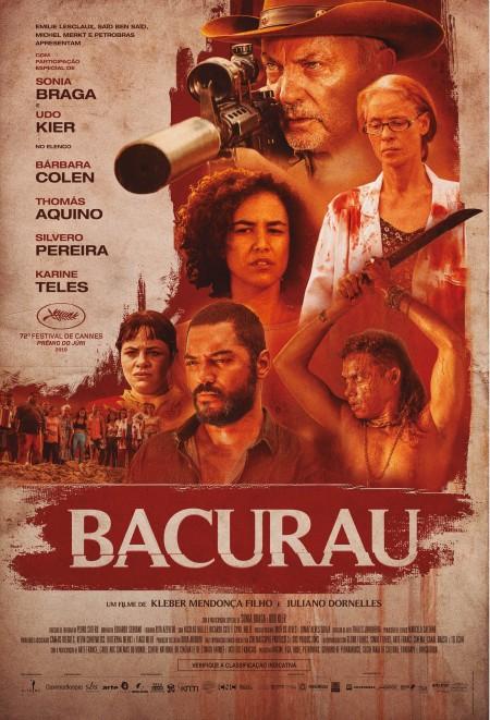 Poster do filme Bacurau