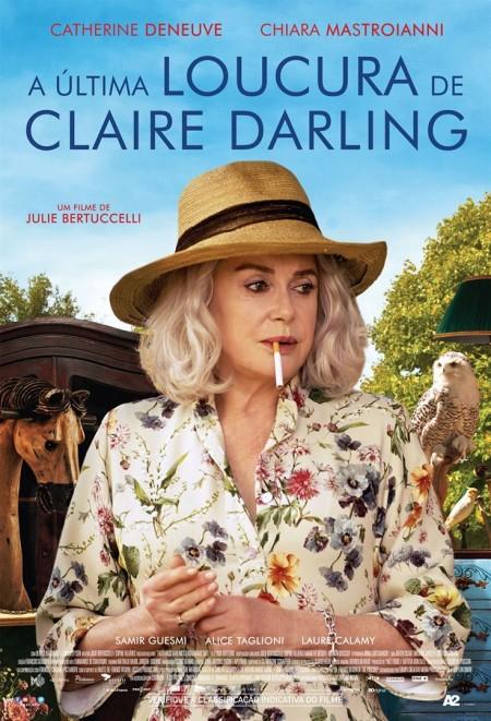 Poster do filme A Última Loucura de Claire Darling