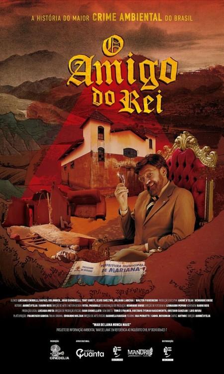 Poster do filme O Amigo do Rei