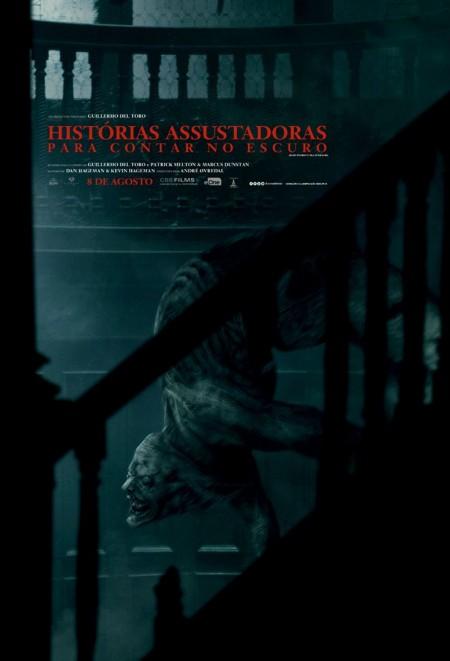 Poster do filme Histórias Assustadoras Para Contar no Escuro