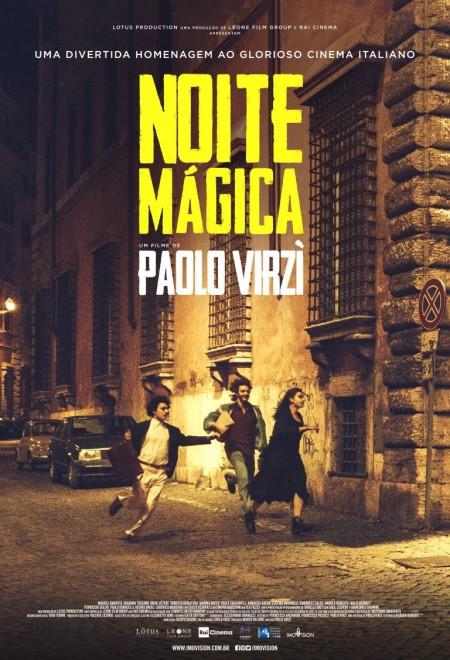 Poster do filme Noite Mágica