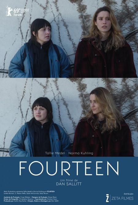 Poster do filme Fourteen