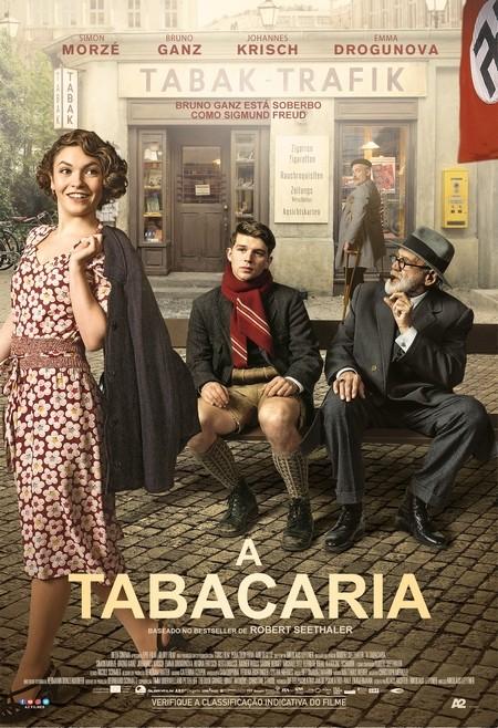 Poster do filme A Tabacaria