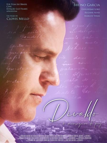 Poster do filme Divaldo - O Mensageiro da Paz