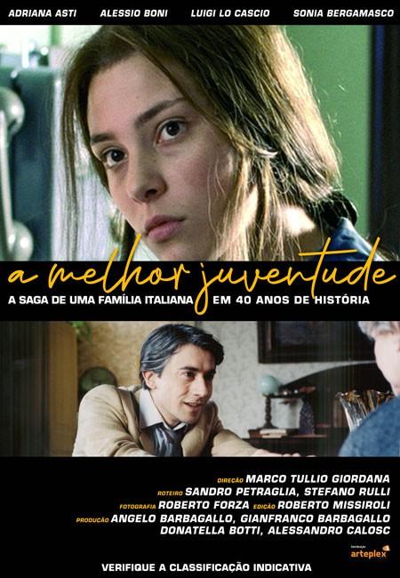 Poster do filme A Melhor Juventude Parte 1