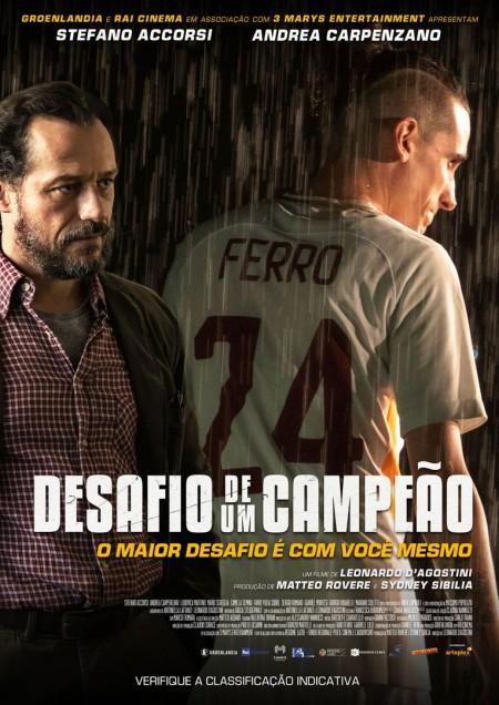 Poster do filme Desafio de um Campeão