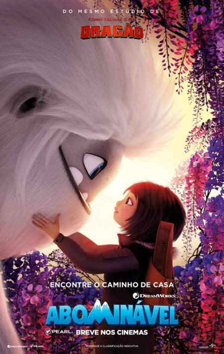 Poster do filme Abominável